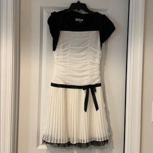 Other - Big girls dress. Black and white. Very cute dress.